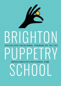 Brighton Puppetry School flyer